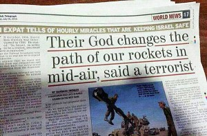 israel-newspaper-theirgodchangesrocketpathinmidair